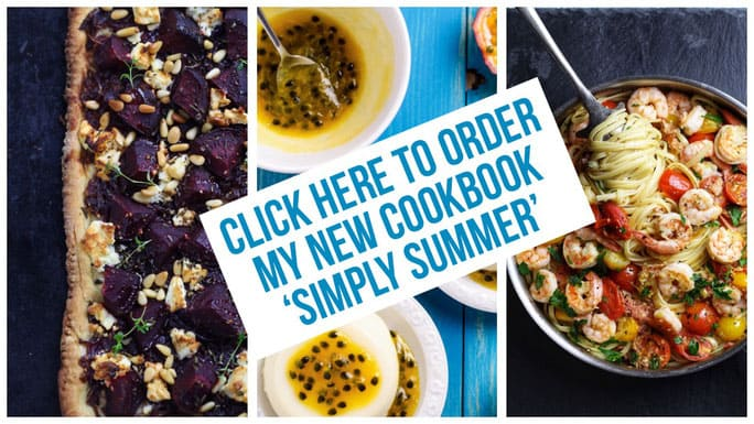 simply summer cookbook