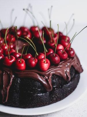 Easy Chocolate Cake Recipe Black Magic Cherry Cake Days