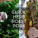 Garlic Herb Roast Pork