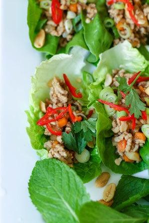 Pork San Choi Bao