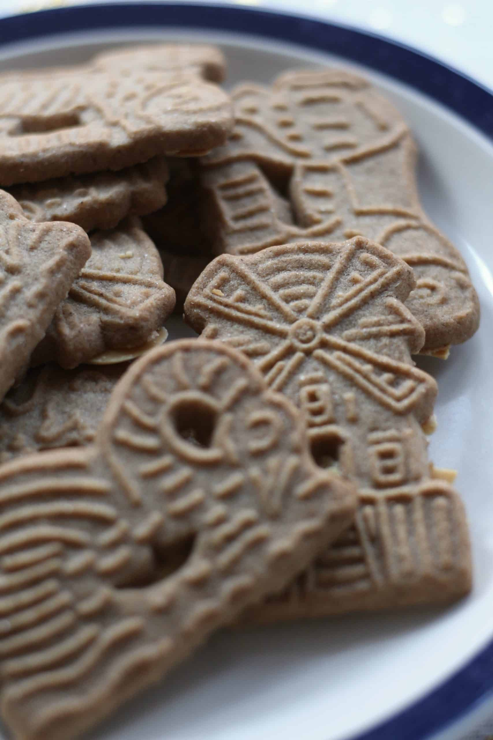 spice biscuits