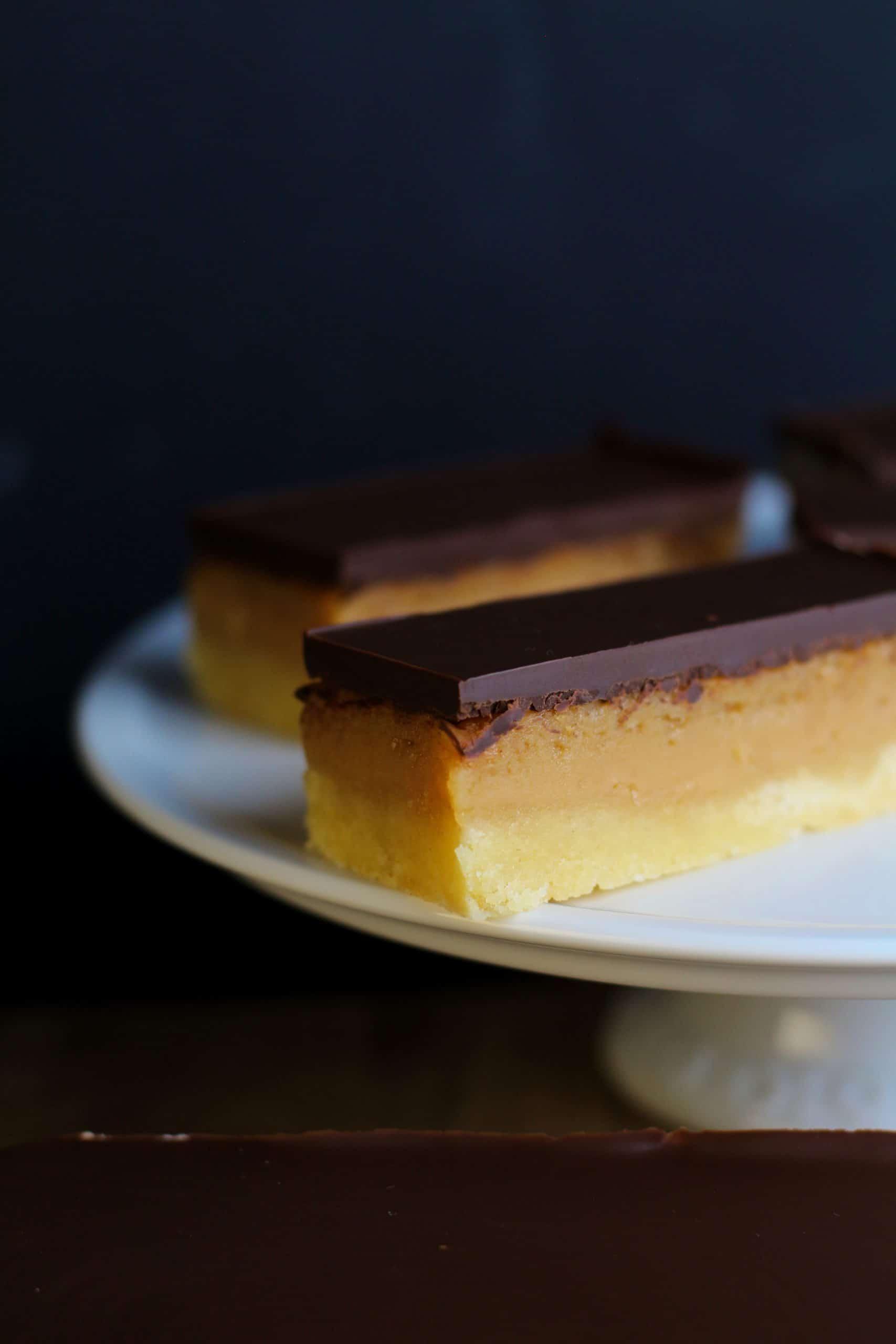 Millionaire's Shortbread Caramel Slice