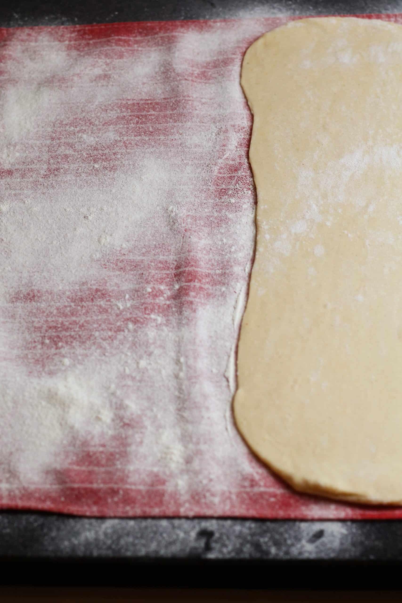 Yufk / Filo dough