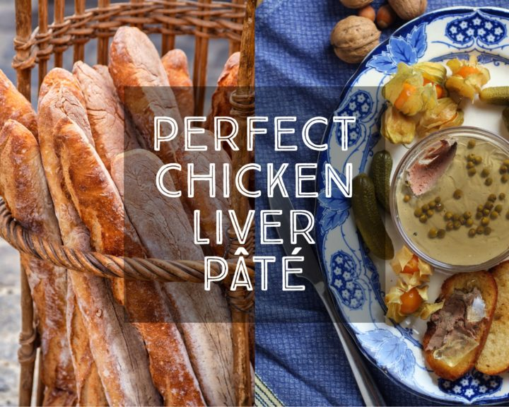 Perfect Chicken Liver Pâté