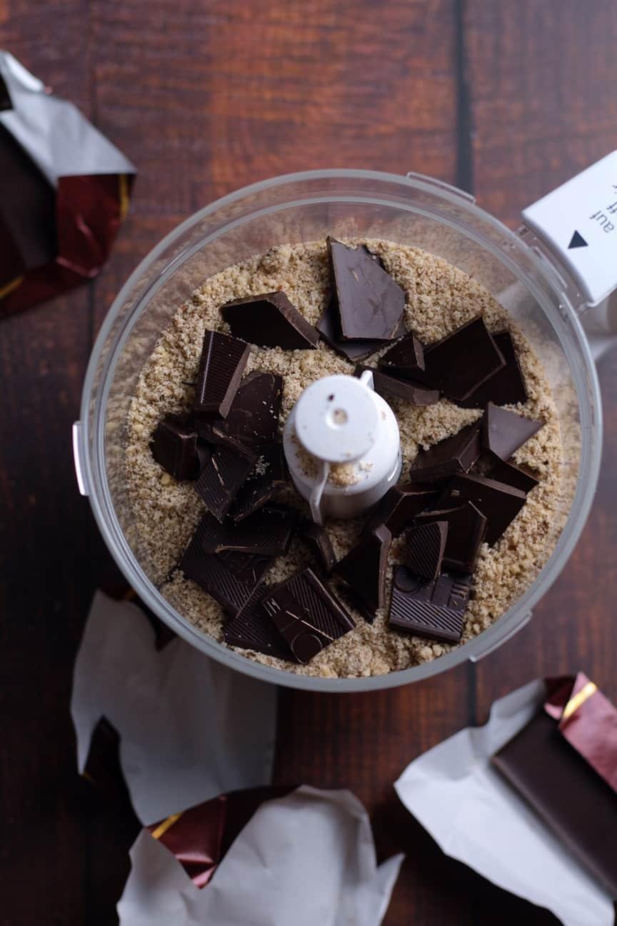 Chocolate and Hazelnuts