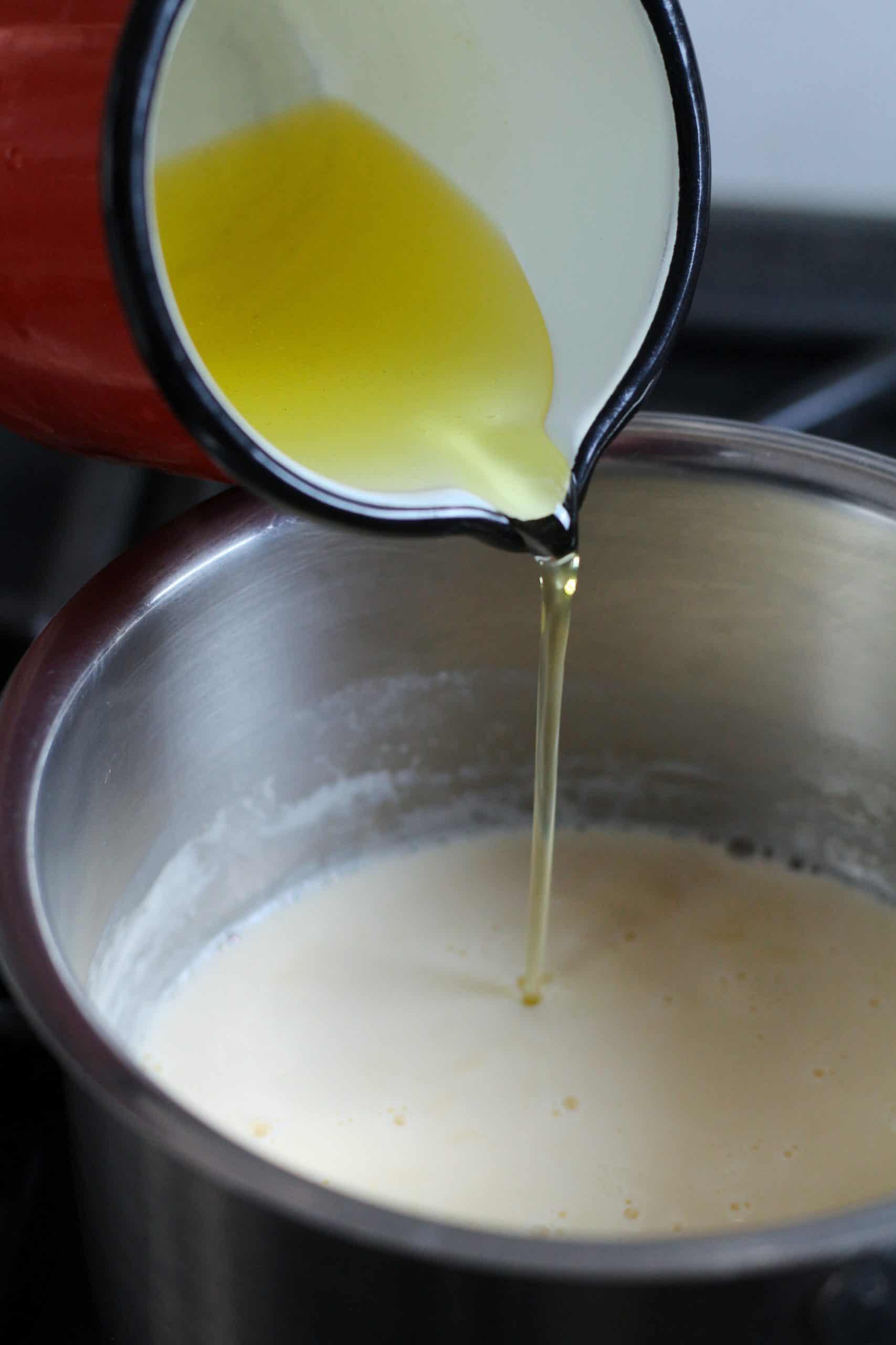 Lemon and Cinnamon Sugar Syrup