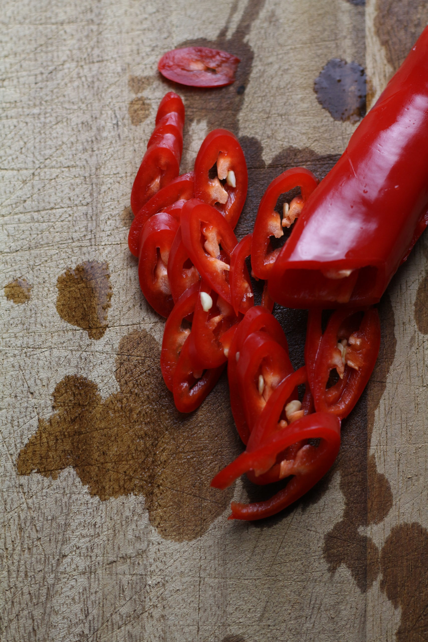 Chilli Sliced