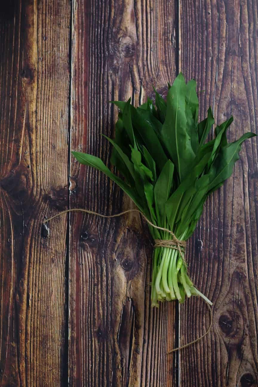 Wild garlic Bärlauch