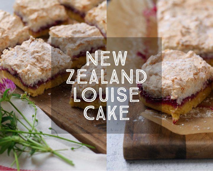 New Zealand Louise Cake
