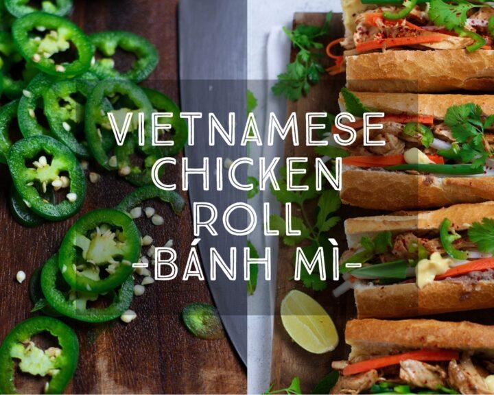 Vietnamese Chicken Bahn Mi 5